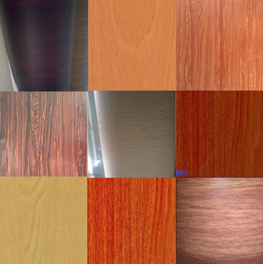 Decal dán gỗ